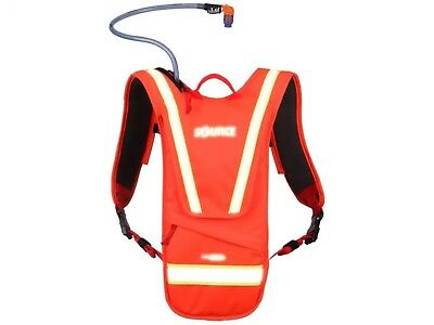 Source Ivis Firefly 2L Hydration Pack Orange