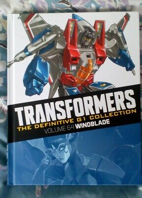 Transformers definitive g1 collection volume 64 - Windblade issue 17