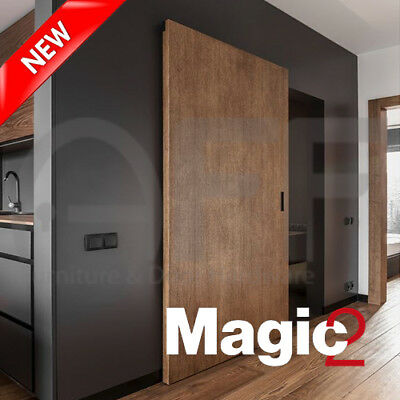 BINARIO PER PORTA SCORREVOLE a scomparsa MAGIC2 1100 - TERNO SCORREVOLI Magic 2