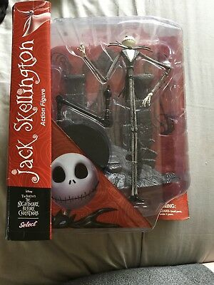 nightmare before christmas jack skellington Figure