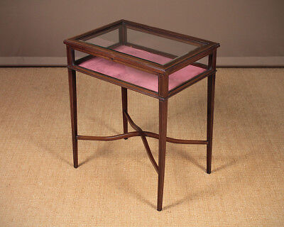 Antqiue Bijouterie Display Table c. 1910.