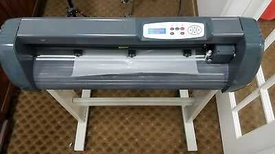 """28"""" Seiki Vinyl Cutter Plotter - Lightly Used - Great sign and apparel business."""