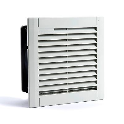FK 77 24V DC Control Panel Filter Fan to IP54 20 cu m/hour