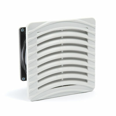 FK 77 230V AC Control Panel Filter Fan to IP54 20 cu m/hour