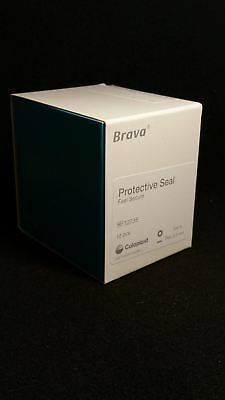 "Coloplast Brava® Protective Seal, 3/4"" Starter Hole, 18mm, 2.5mm Thick - Box"