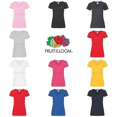 10ba1f10 FRUIT OF THE Loom Lady-Fit Valueweight Vest(SS051 ) Ladies T-Shirts ...