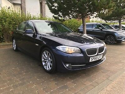 2010 Bmw 5 Series 2.0 520D [Start - Stop] Full Service History Px Welcome