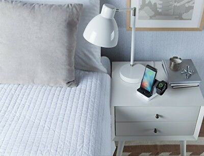 Belkin PowerHouse Charging Station / Dock / Stand for Apple iPhone X, iPhone 8