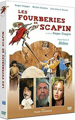 [DVD] Les Fourberies de Scapin - NEUF