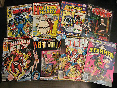 Wow! BIG Lot of *38* Early 70s/Bronze Age #1 Comics! Marvel/DC+ *38 Diff #1's!*