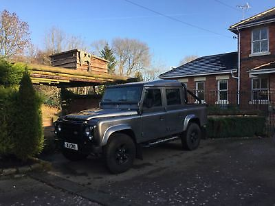 Lhd Land Rover Defender 110 County Pickup With Loads Of Extras