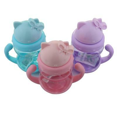 Cute Pastel Hello Kitty Sippy Cup (3 Colors Available)