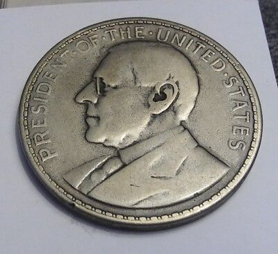 Philippines 1920 Opening of the Mint medal, So Called Dollar HK #449 silver