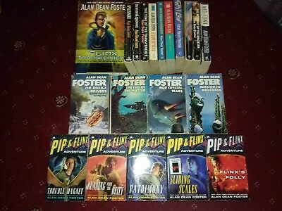 Bundle of 22 Alan Dean Foster books