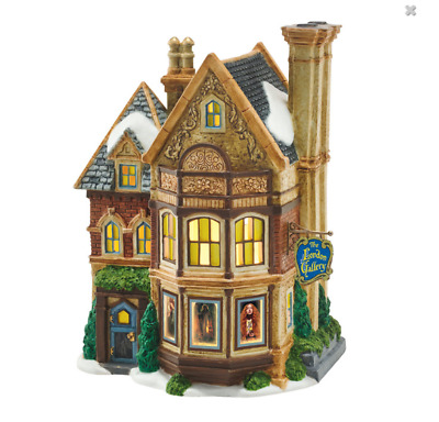 Department 56, Dickens Village, The London Gallery - 4050929