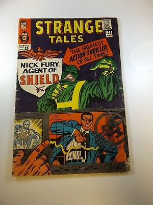Strange Tales #135 1st appearance of Nick Fury Fair condition