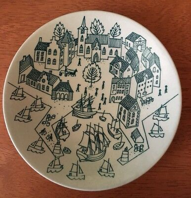 Nymolle Art Faience HOYRUP Denmark Limited Edition 4006 Small Plate