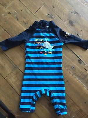 Baby boys swimsuit- 3-6 months