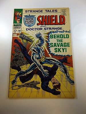 Strange Tales #165 VG condition Huge auction going on now!