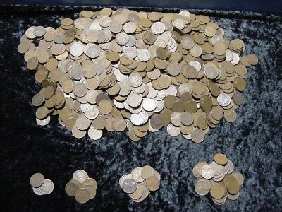 1939 Hoard Mixed Lincoln & Indian Penny/Cent Rolls 1939 and Down Must Read No BS
