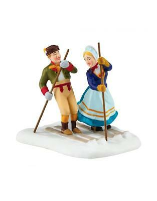 Department 56, Alpine Village, Love On The Slopes - 4050905