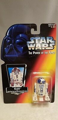 1995 Star Wars Power Of The Force R2-D2