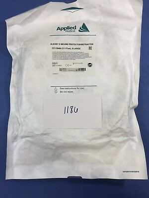 Applied Medical C8404 Alexis O Wound Protector / Retractor (11-17cm) X-Large (X)