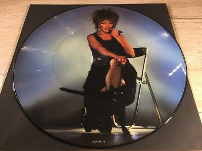 12'' 12CLP 334 Tina Turner – What's Love Got To Do With It UK PICTURE DISC 1984