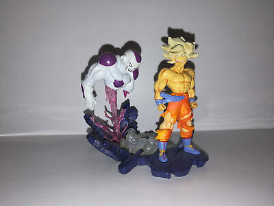 Dragonball Figur - Son Goku Vs.  Freezer