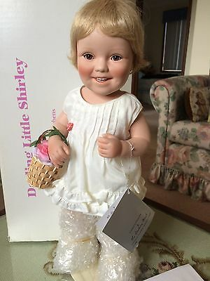 DARLING LITTLE SHIRLEY by Elke Hutchens for The Danbury Mint Collection