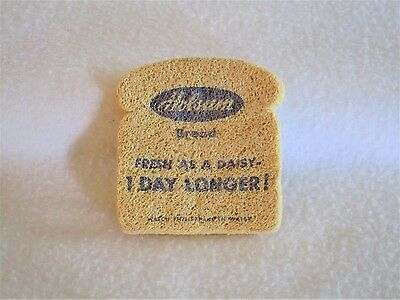 Vintage Holsum Bread Advertising Sponge