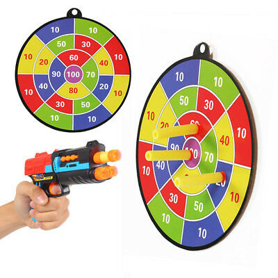 Safety Dart Ball Throwing Sports Darts Scores Sucked Type Board Toy Game HY1