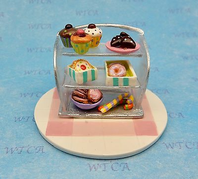 SWEET TOOTH by Wee Forest Folk, Mouse Expo 2017 Event Cupcakes & Candy Counter