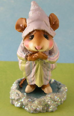 WEE WILLIE WINKIE by Wee Forest Folk, Mouse Expo 2012 Nursery Rhyme Mouse