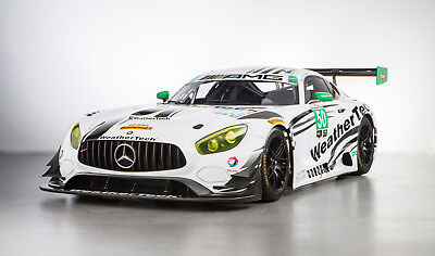 Mercedes AMG GT3 GT Race Car