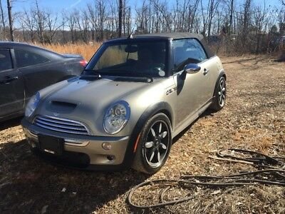 2007 Mini Cooper S Sidewalk S Mini Cooper S Convertible sidewalk package