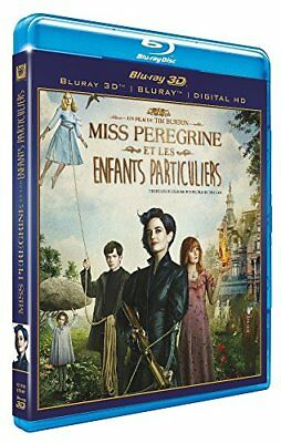 [Blu-ray] Miss Peregrine et les Enfants Particuliers [Blu-ray 3D + Blu-ra - NEUF