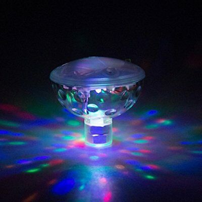 Pools Accessories Disco Swimming Pool Spa Led Light Floating Underwater Colorful