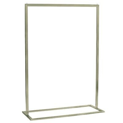 Clothing Rack Chrome Shop Fitting - 4 Available (#3)