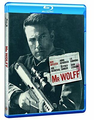 [Blu-ray] Mr. Wolff [Blu-ray] - NEUF