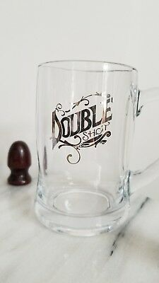 "Tree House Brewing Company Double Shot ""Distressed Silver"" Mug Very Rare!"