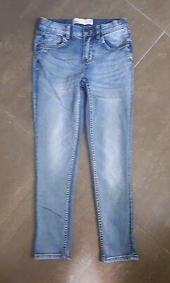 Boys size 10 JUST JEANS skinny jeans EXCELLENT CONDITION