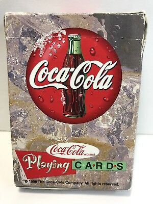 1998 Coca Cola Playing Cards