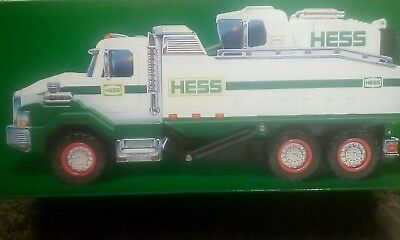 NIB 2017 Hess Toy Truck Dump Truck and Loader Free Ship