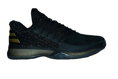 Adidas Harden Vol 1 PK Primeknit,  Imma - Be a Star. BW0545 Black Metallic Gold
