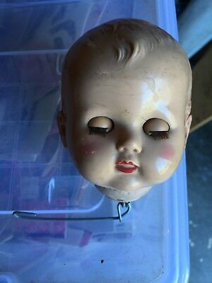 Sleep Eye Doll Head
