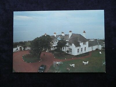 Vintage Postcard Greencraig Country House, Aberlady, East Lothian, Hotel, Bistro