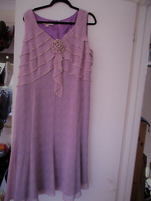 Jacques Vert dress size20 worn once
