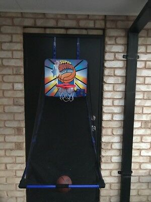 basketball ring Door Mount With Timer