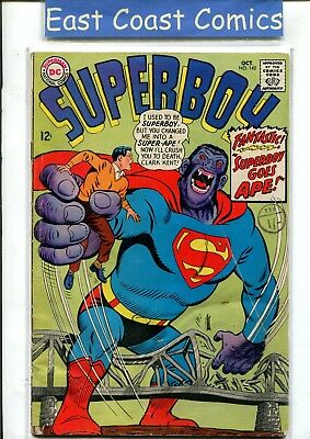Superboy #142 - Very Good - Dc